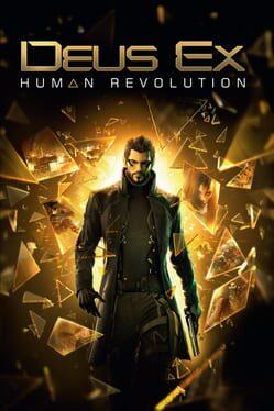 Buy Deus Ex: Human Revolution cd key
