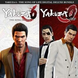 Yakuza 6: The Song of Life – Digital Deluxe
