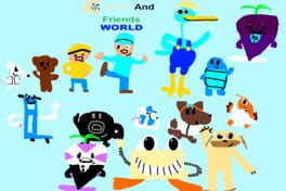 Chomper and Friends World
