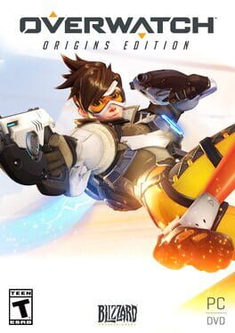 Overwatch: Origins Edition cover