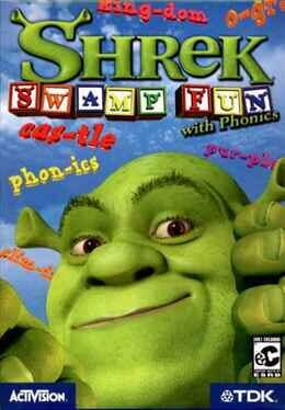 Shrek Swamp Fun with Phonics
