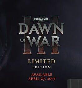 Warhammer 40,000: Dawn of War III – Limited Edition