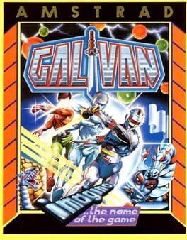 Cosmo Police: Galivan