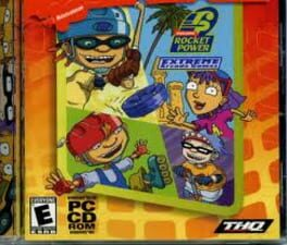 Rocket Power: Extreme Arcade Games