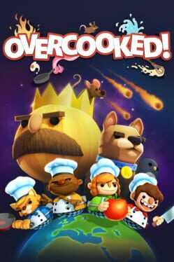 Overcooked cover art