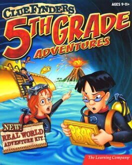 ClueFinders 5th Grade Adventures: The Secret of the Living Volcano