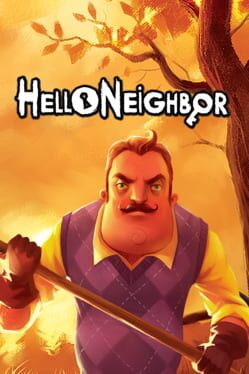 Hello Neighbor - Cover Image