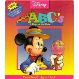 Mickey's ABCs: A Day At The Fair