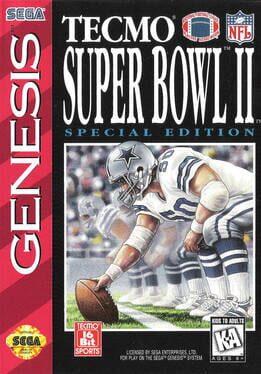 Tecmo Super Bowl II: Special Edition