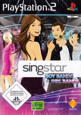 SingStar BoyBands Vs GirlBands