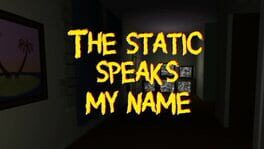 the static speaks my name