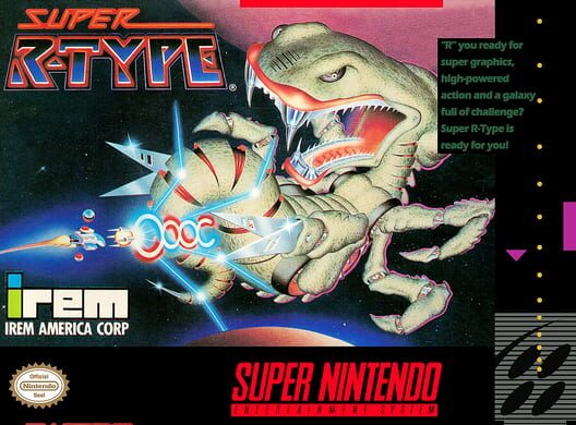 Super R-Type Display Picture
