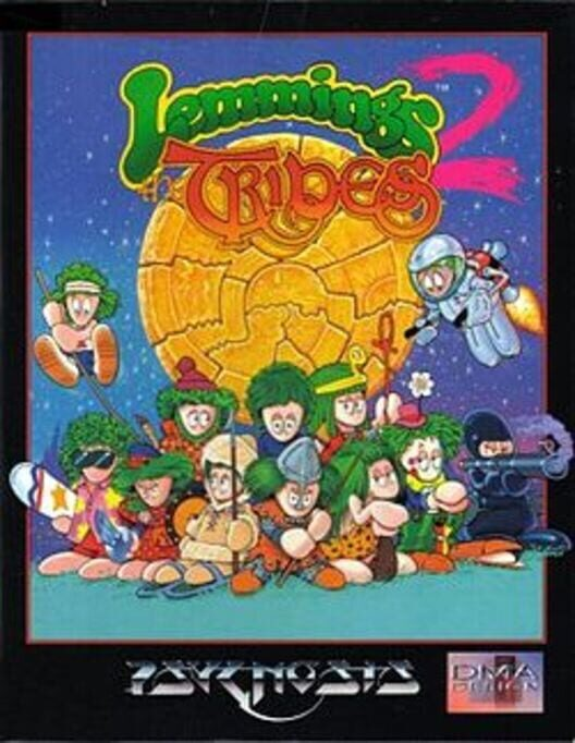 Lemmings 2: The Tribes image