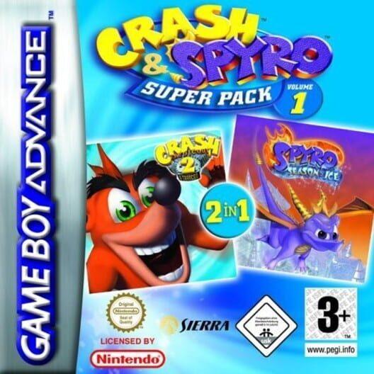 Crash & Spyro Super Pack Volume 1 image