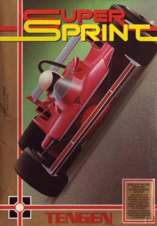 Super Sprint image
