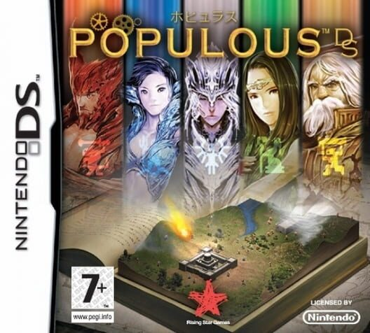 Populous DS Display Picture