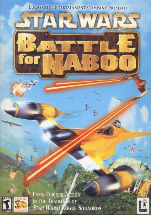 Star Wars: Episode I - Battle for Naboo image
