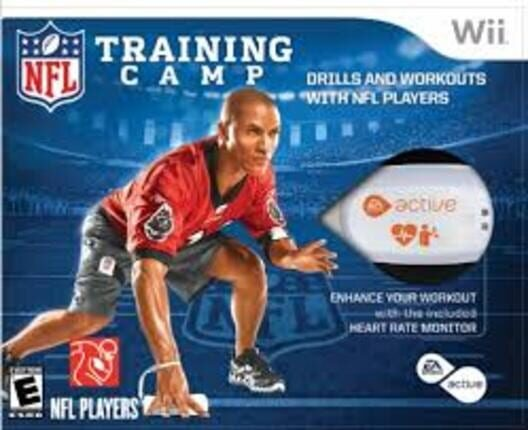 Active NFL Training Camp Display Picture