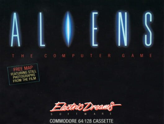 Aliens: The Computer Game Display Picture