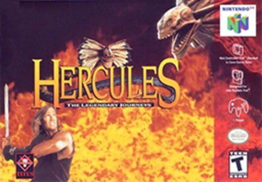Hercules: The Legendary Journeys image