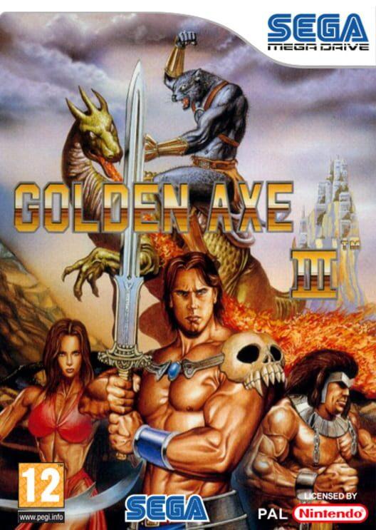 Golden Axe III image