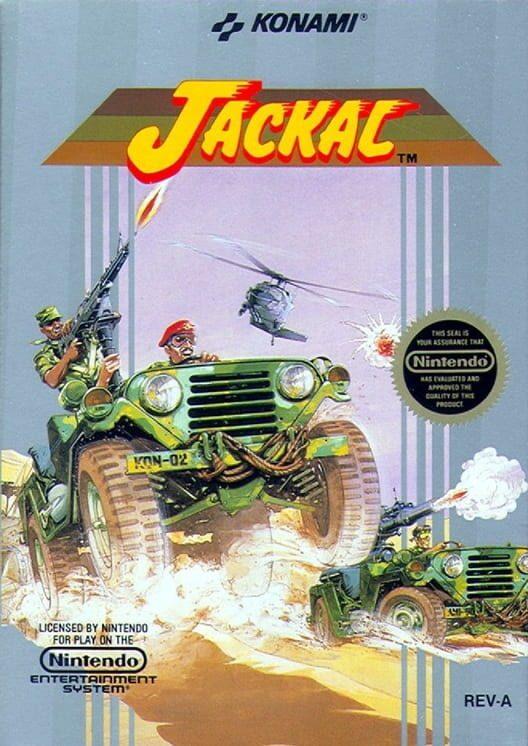 Jackal image