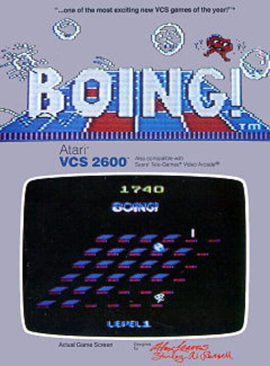 Boing! Display Picture