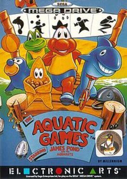 The Aquatic Games: Starring James Pond and the Aquabats image