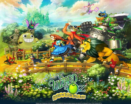 The Wizard of Oz: Beyond the Yellow Brick Road Display Picture