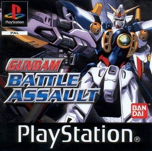 Gundam: Battle Assault image