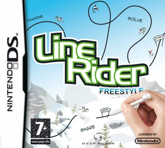 Line Rider: Freestyle Display Picture
