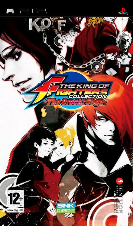 King of Fighters Collection - The Orochi Saga image