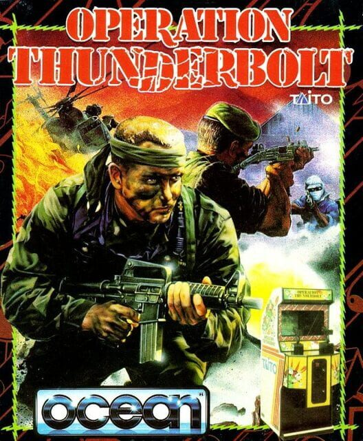 Operation Thunderbolt Display Picture