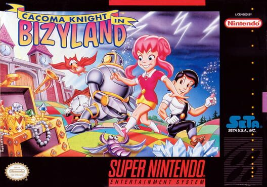 Cacoma Knight in Bizyland Display Picture