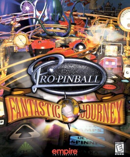 Pro Pinball: Fantastic Journey image
