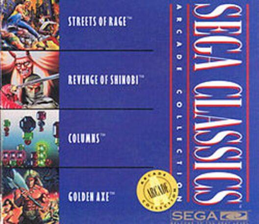Sega Classics Arcade Collection 4-in-1 image
