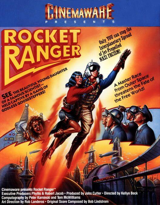 Rocket Ranger image