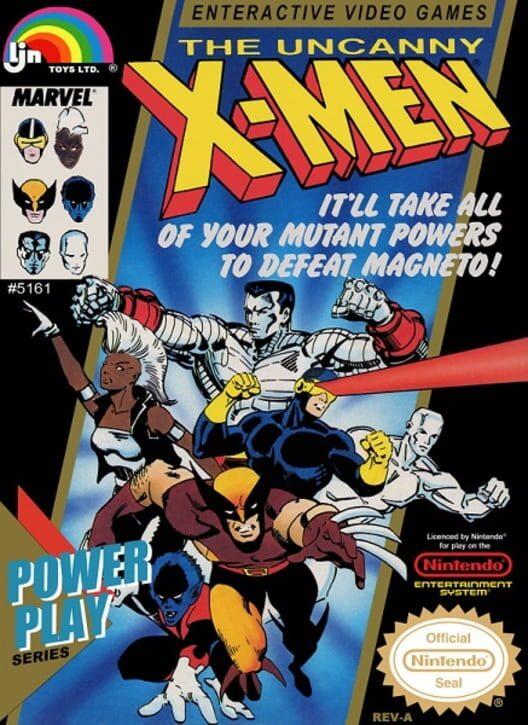 The Uncanny X-Men image