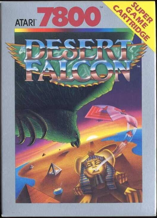 Desert Falcon image