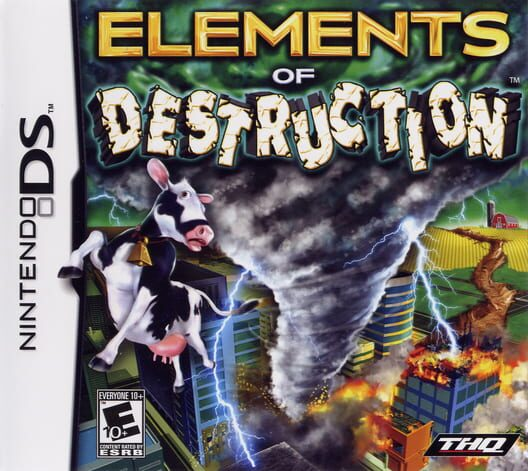 Elements of Destruction Display Picture