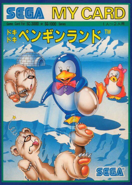 Doki Doki Penguin Land image