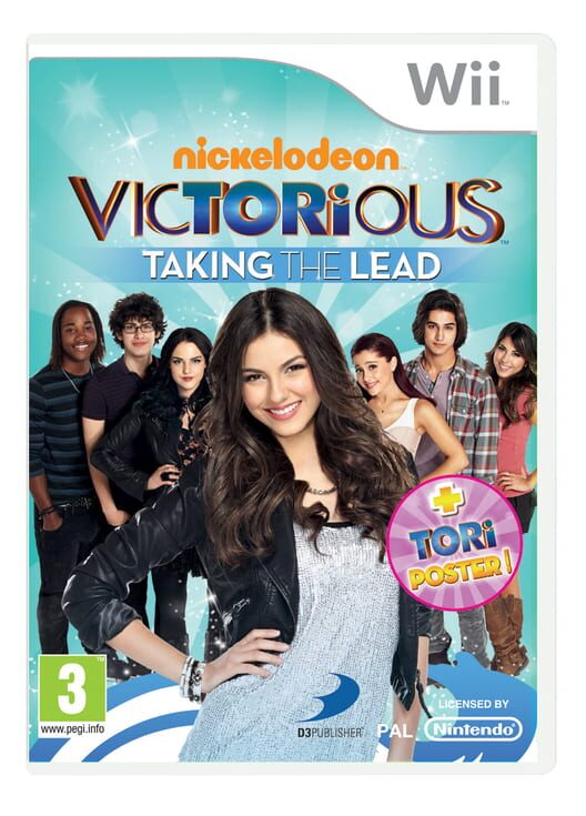 Victorious: Taking the Lead Display Picture