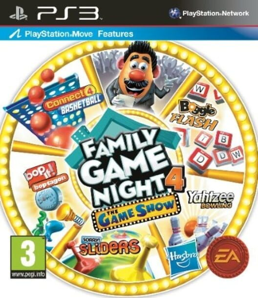 Family Game Night 4: The Game Show Display Picture