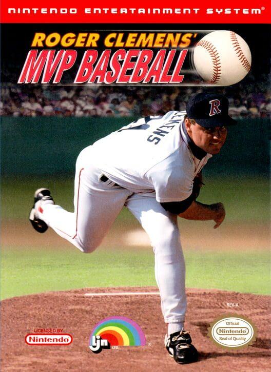 Roger Clemens' MVP Baseball image