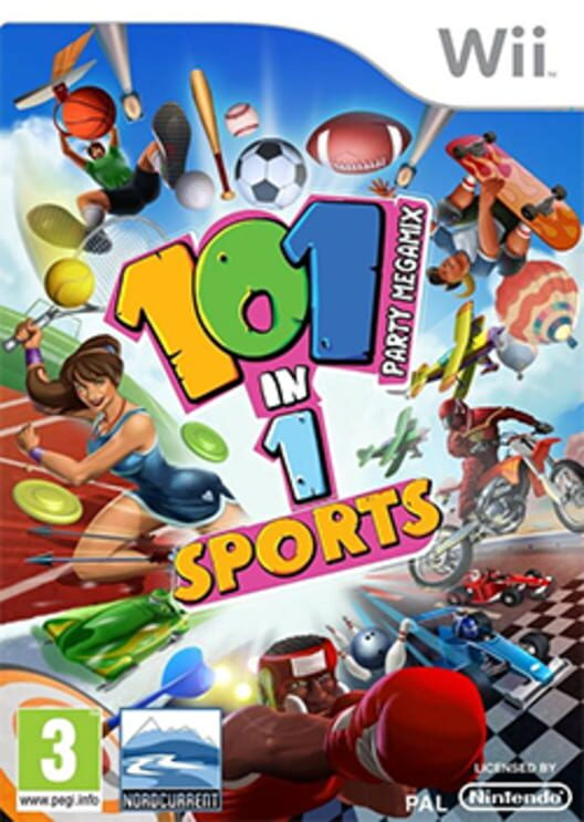 101-in-1 Sports Party Megamix Display Picture