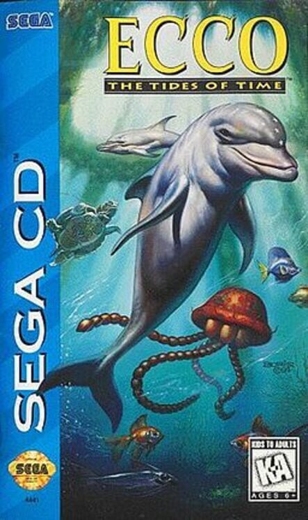 Ecco: The Tides of Time image