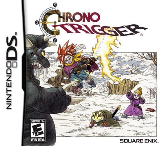 Chrono Trigger DS image