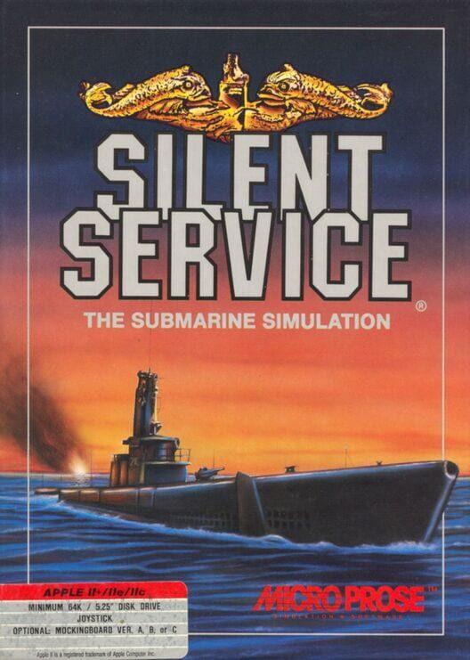 Silent Service image