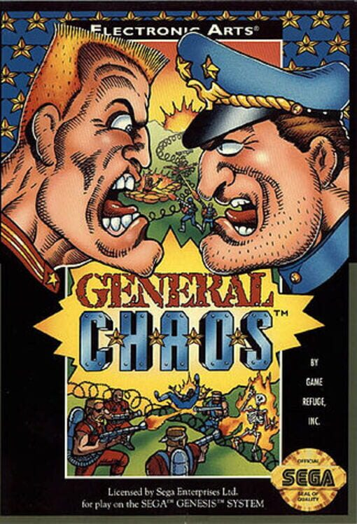 General Chaos Display Picture