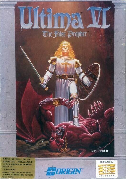 Ultima VI: The False Prophet Display Picture